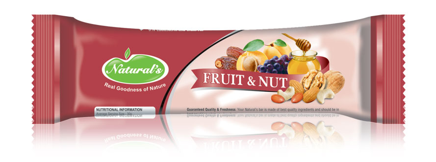 Protein, Low Fat, Gluten Free, Natural, Cholesterol Free Food Bar India